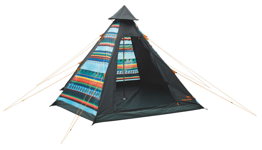 Easy Camp Tipi Tribal Colour Tent